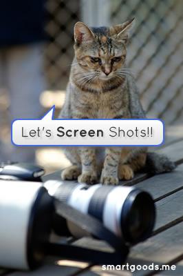 Androidのあられもない姿を撮ろう・・