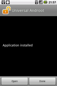 Universal Androotスクリーンショットイメージ