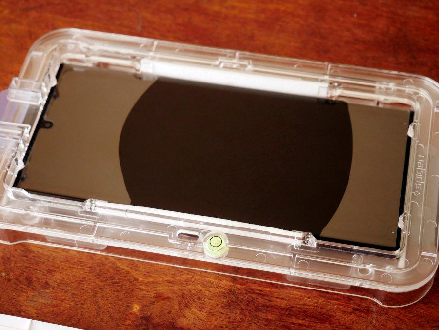 Glas.tR Platinum 2.0施工6