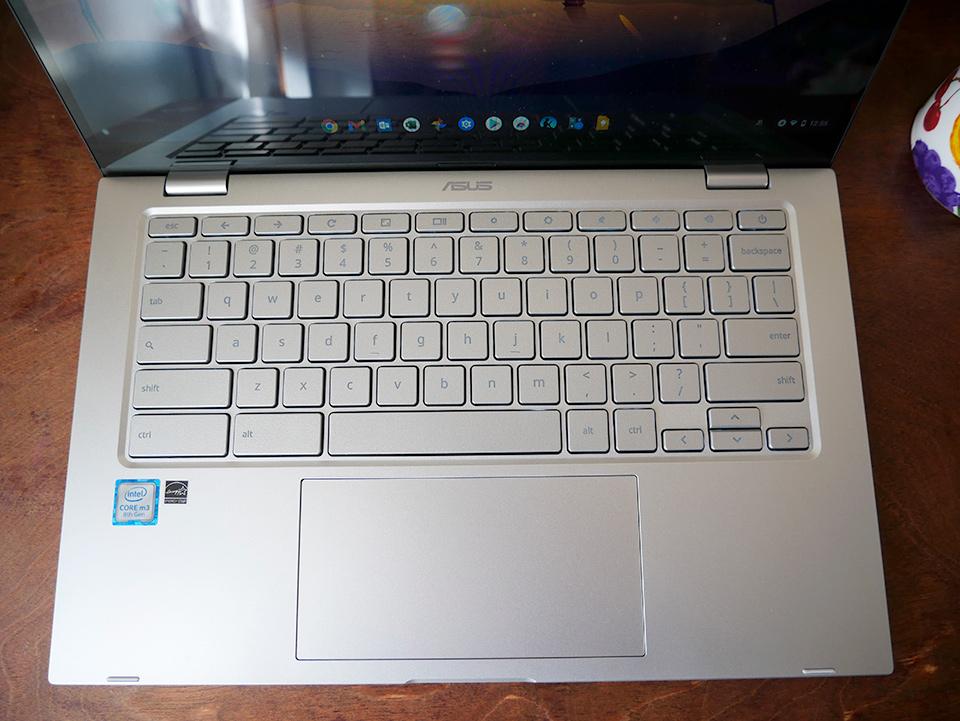C425TAのキーボード