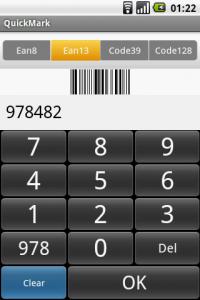 QuickMark QR Code Readerのイメージ