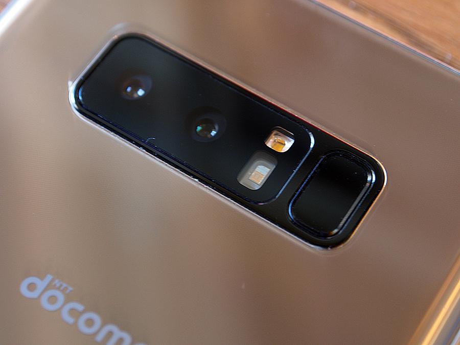 Note8カメラ