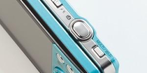 LUMIX Phoneのシャッターボタン