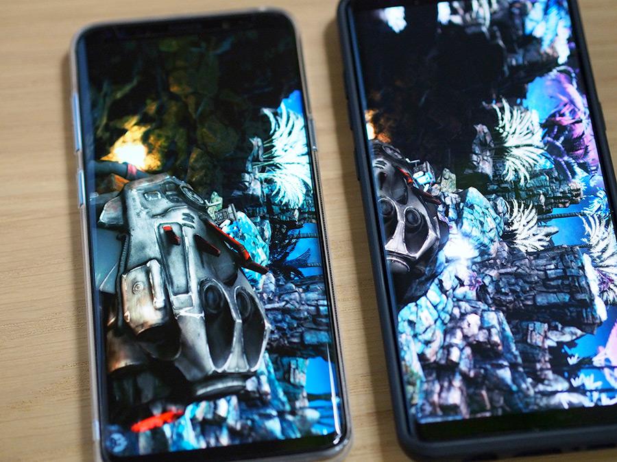 【迷う人へ】Galaxy S9+とNote8、割と似てる2台を考えてみる。
