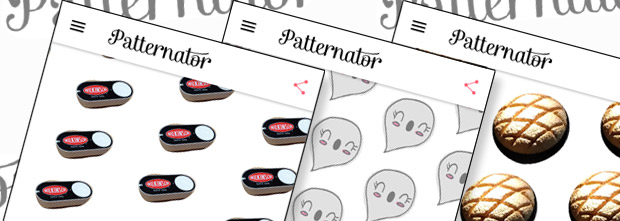 簡単にかわいい壁紙が作れる!繰り返し画像アプリPatternnator