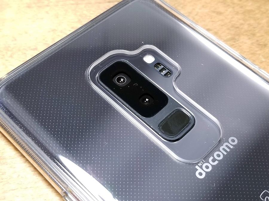 S9+カメラ